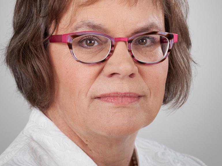 LILIANE MAURY PASQUIER ÉLU PREMIÈRE VICE PRÉSIDENTE