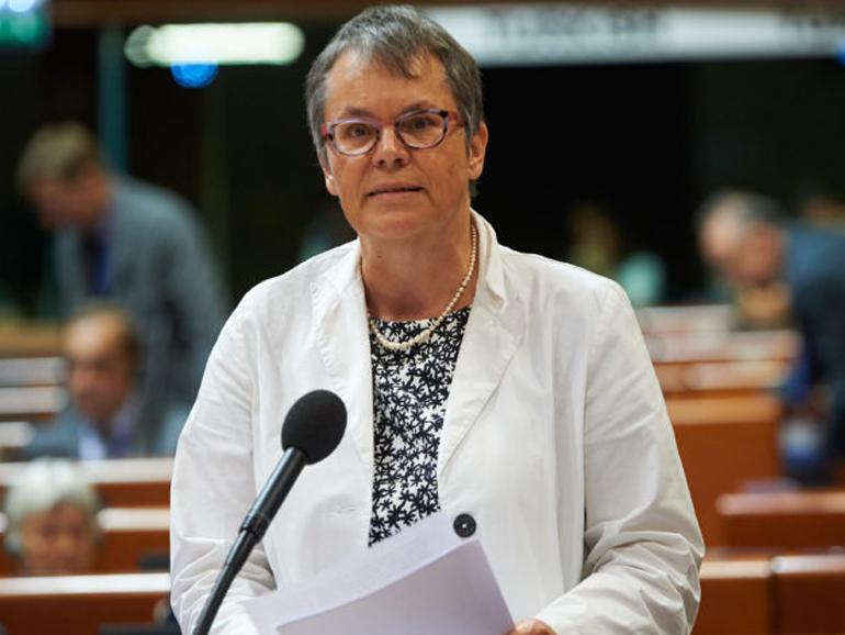 LILIANE MAURY PASQUIER PROCHAINE PRÉSIDENTE
