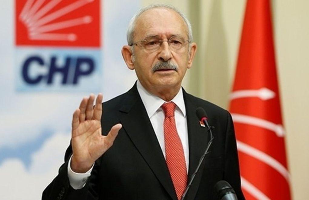 Attacks on CHP leader Kemal Kılıçdaroğlu