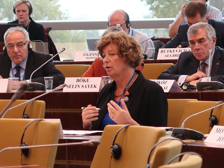 PACE URGES STATES TO SAVE ALL LIVES AT SEA