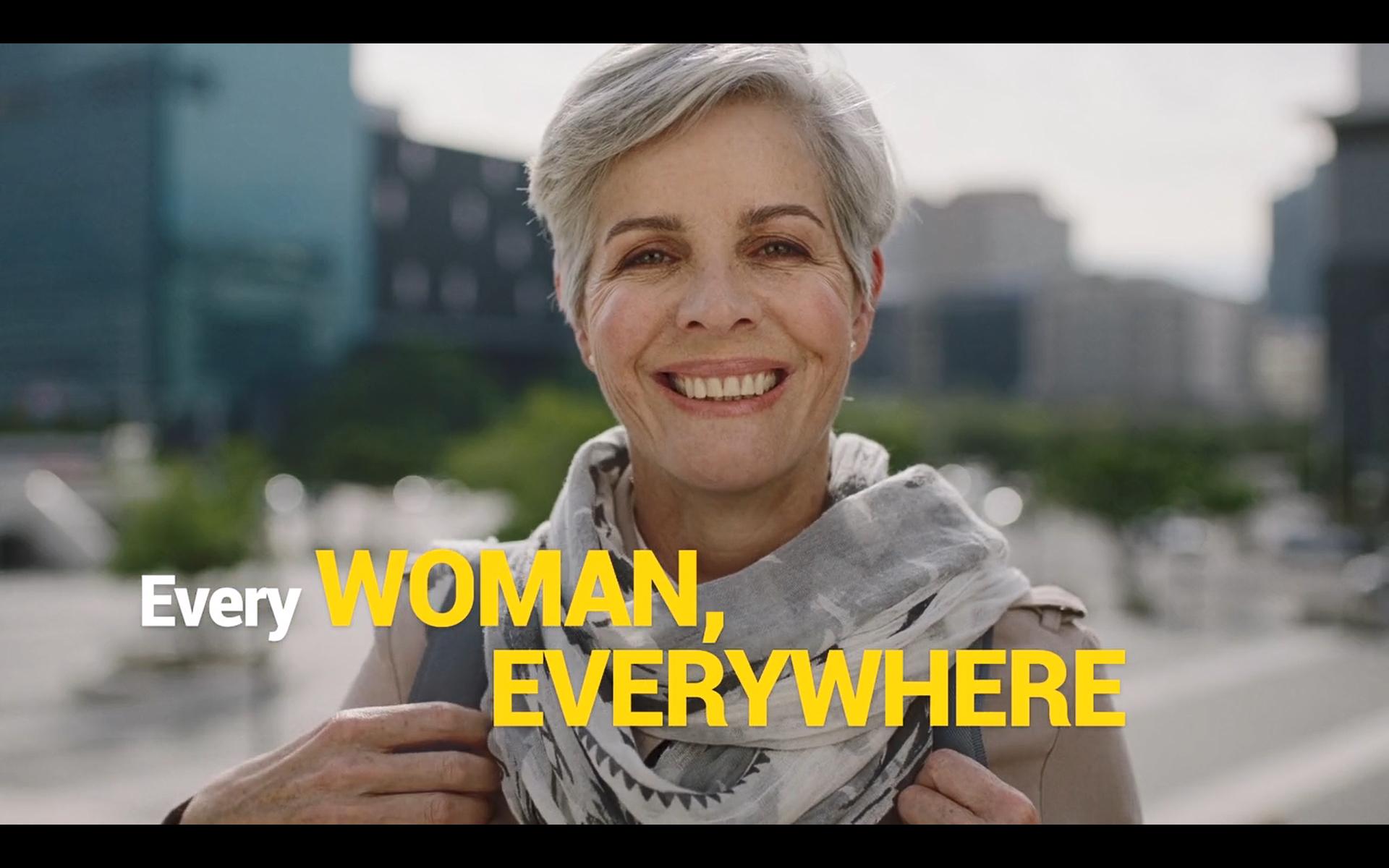 A better world for women