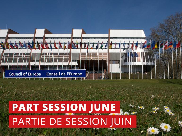 Partie de session Juin 2019